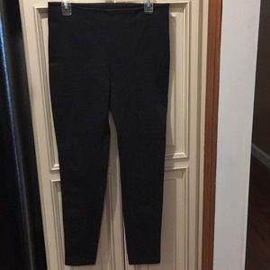 Zara grey straight leg pants